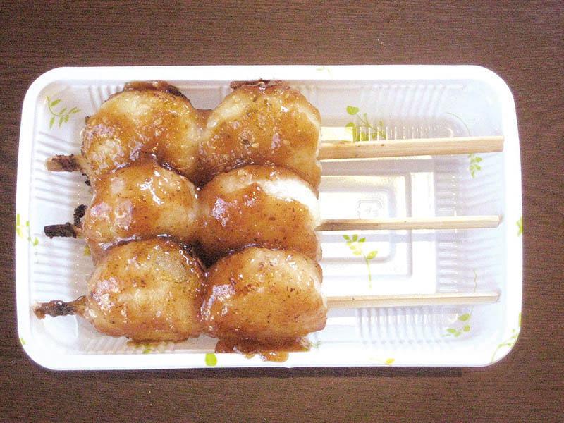炭火焼き五平餅 関
